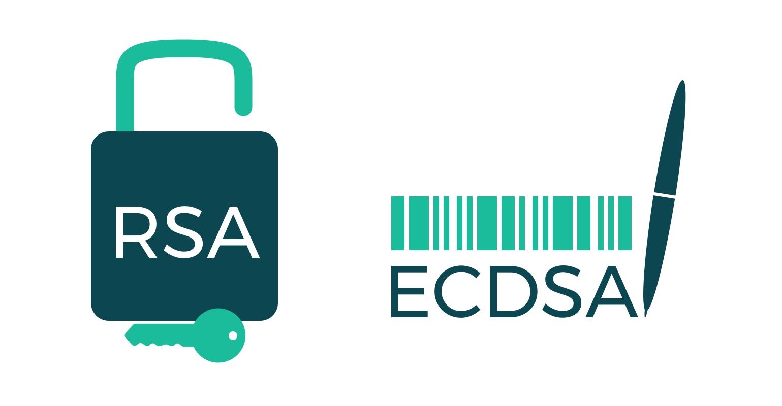 ECDSA and RSA * Equaleyes Blog